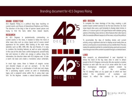 42.5Degrees blog logo
