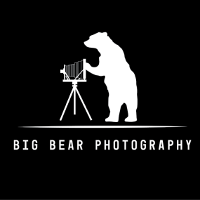 Big Bear Photography Logo