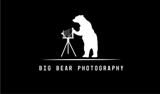 Big Bear Photography Logo