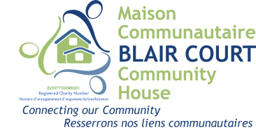 Blair Cour Community House Logo