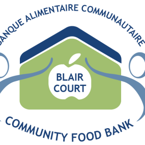 Community Food Bank Logo for BCCH